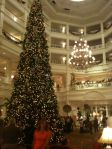 Grand Floridian Christmas tree 01