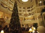 Grand Floridian Christmas tree 03