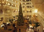 Grand Floridian Christmas tree 04