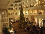Grand Floridian Christmas tree 05