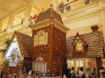Grand Floridian Gingerbread House 04