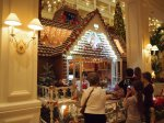 Grand Floridian Gingerbread House 05