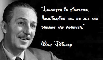 Walt Disney Quotes About Not Growing Up